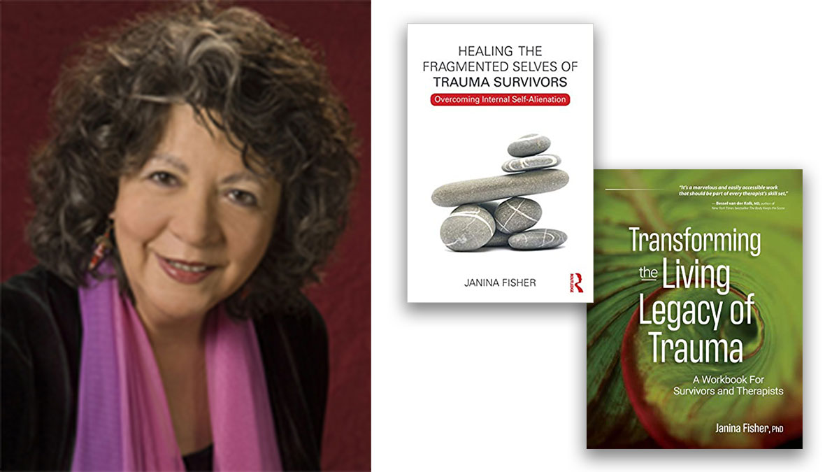 Janina Fisher - Trauma Therapy - Week 2 Innovations in Psychotherapy Cancun 2022